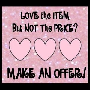 Other - I LOVE offers!!